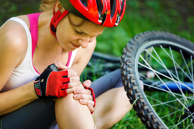 Cycling accidents