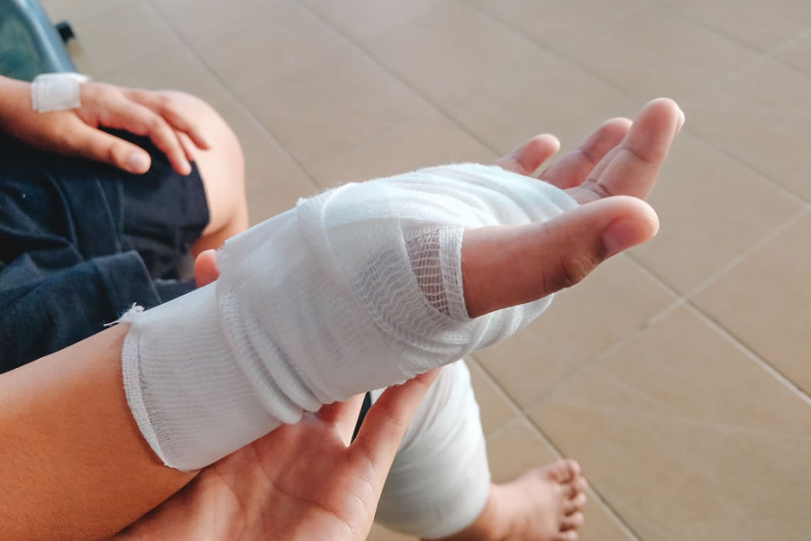 Compensation for Hand and finger injuries