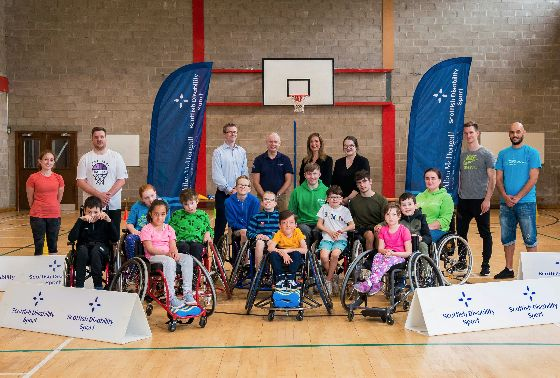 Allan McDougall Solicitors appoints Scottish Disability Sport as its charity partner