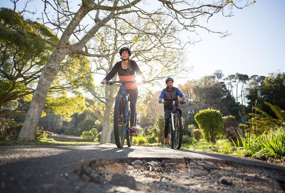 A triple pronged attack on cycling accidents