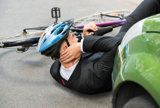 Success fee of just 10% on cycling accident claims