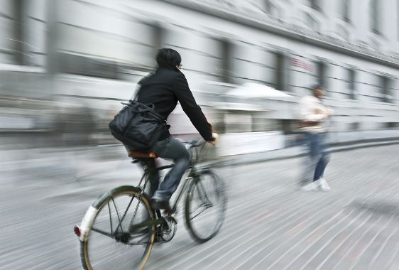 You've had a cycling accident - what next?