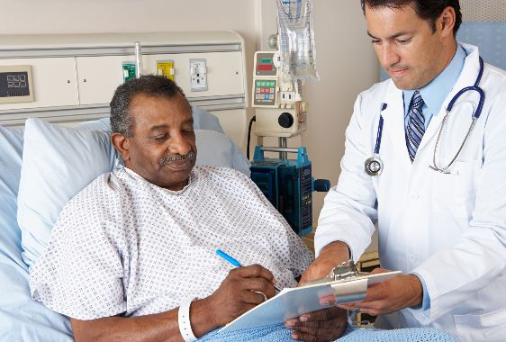 What counts as informed consent when making a medical decision?
