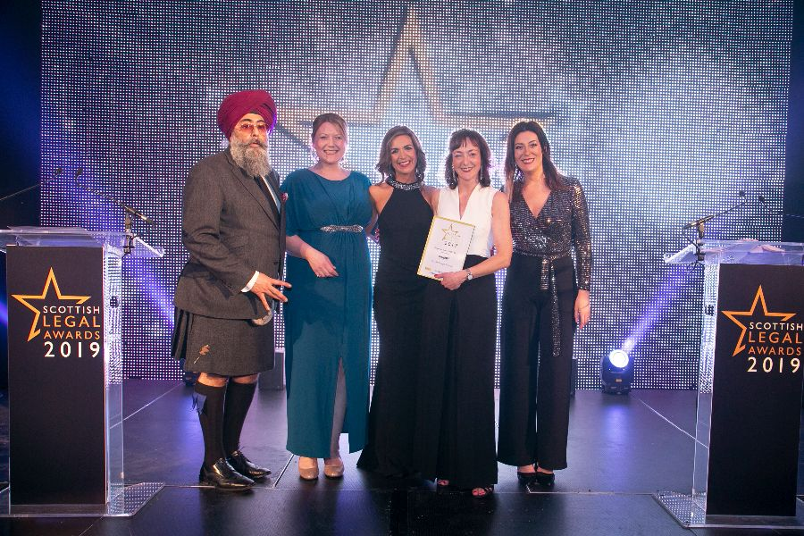 Photo Credit – Gerardo Jaconelli for the Scottish Legal Awards
