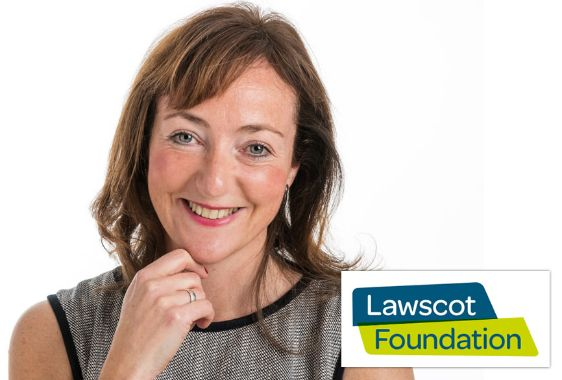 Mentoring with the Lawscot Foundation