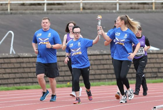 Allan McDougall Solicitors supports Scottish Disability Sport athletics championships