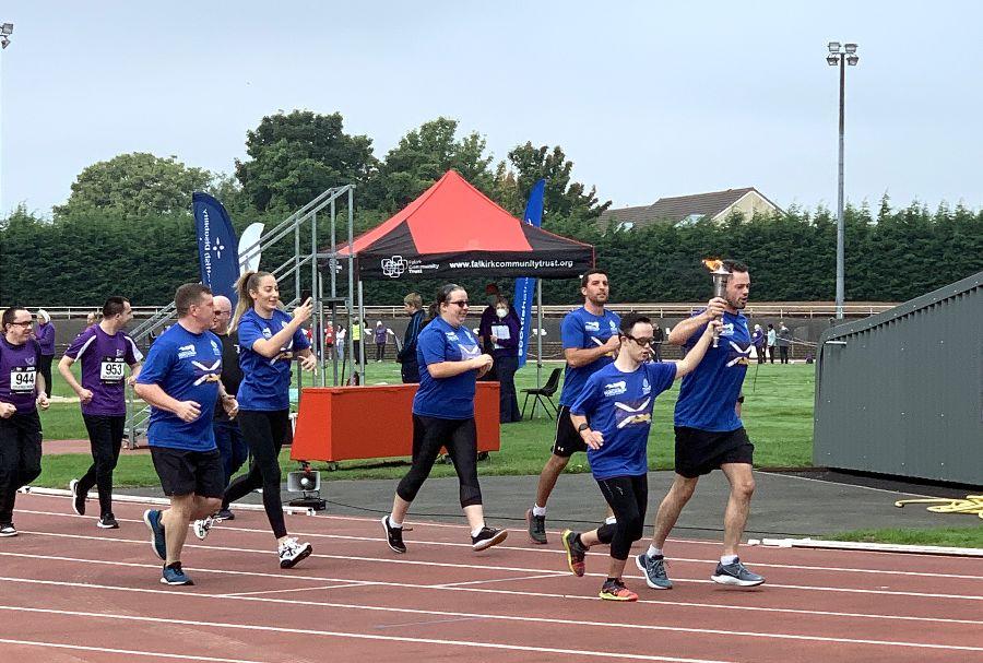 Scottish Disability Sport athletics championships